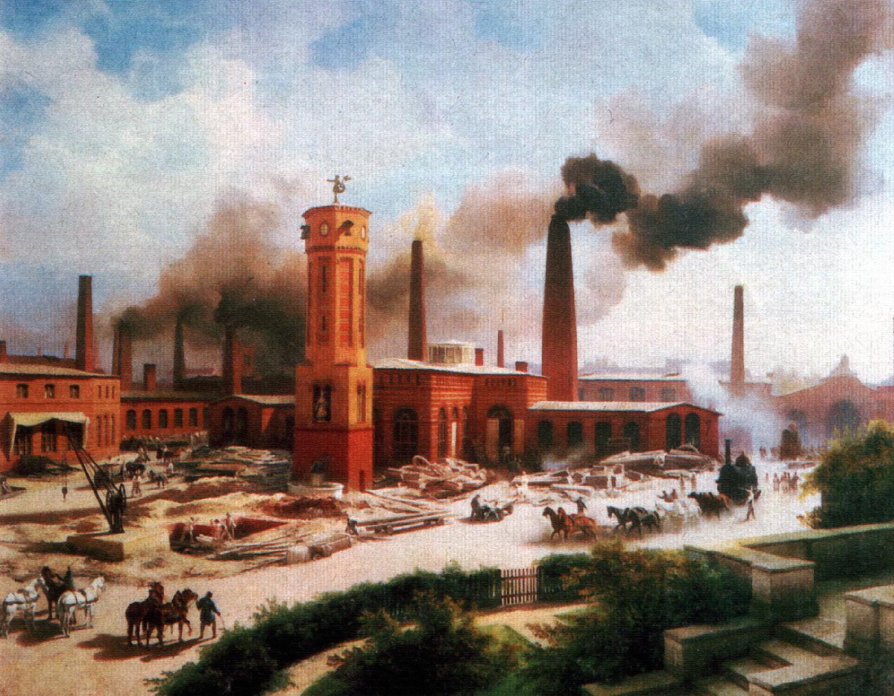 Borsigs Maschinenbau-Anstalt zu Berlin